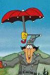 Gogo Gadgeto Parapluie