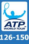 ATP 126-150 Tennis