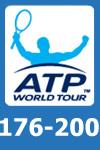 ATP 176-200 Tennis